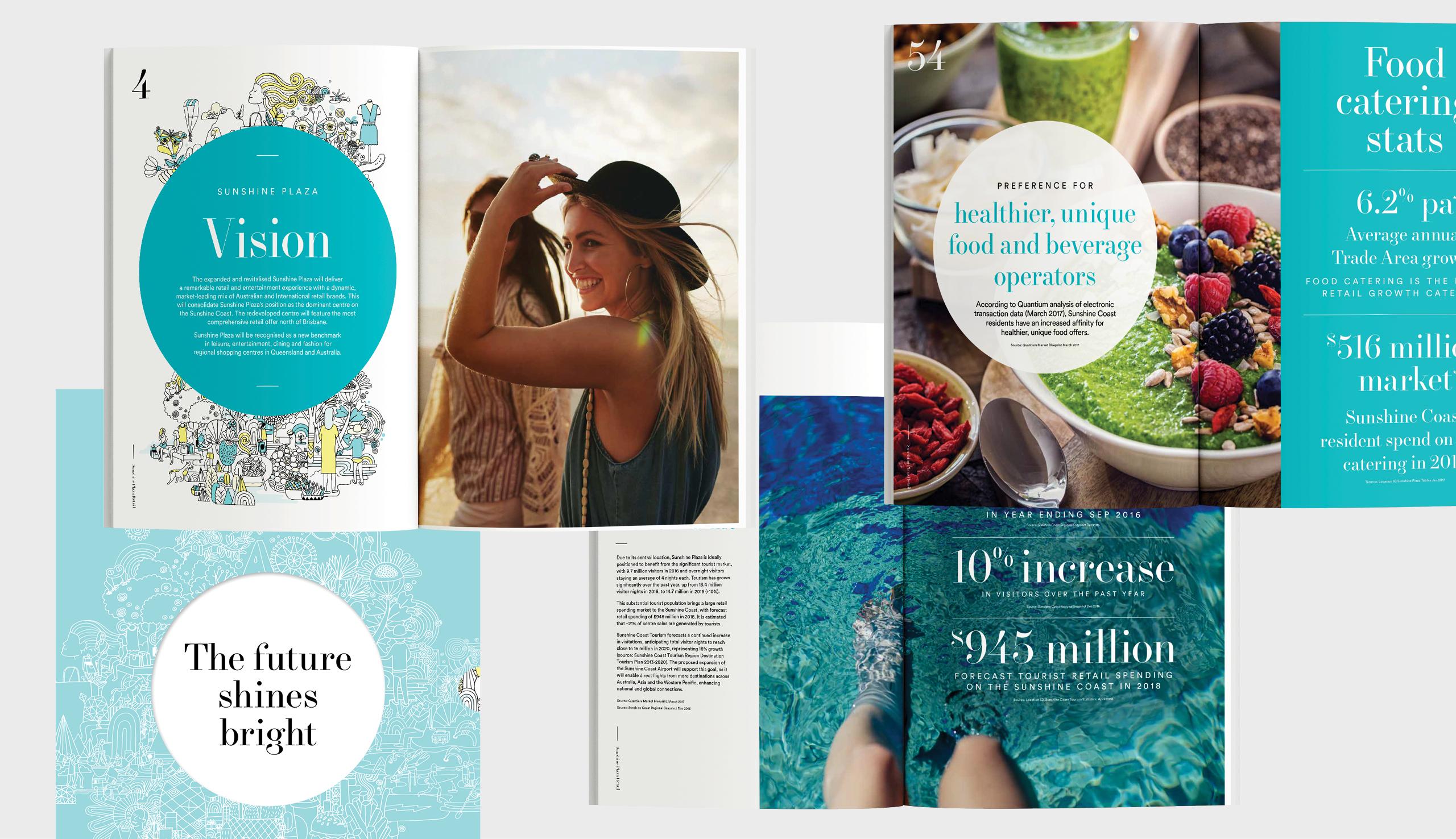 design-and-marketing-sunshine-plaza-brochure-spread-1